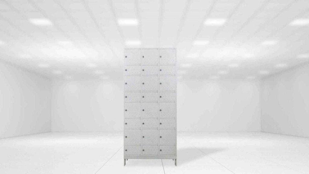 armario para vestiario feito em plastico industrial 6