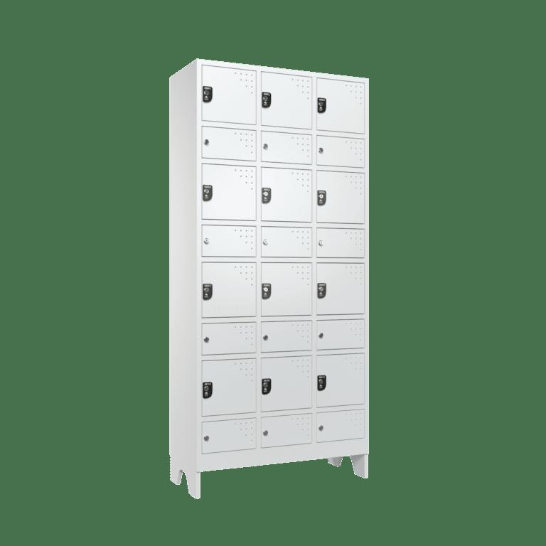 armario para vestiario civil para epi 12 usuarios 3 coluna lateral fechado 2000x2000 1
