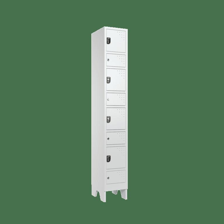 armario para vestiario civil para epi 4 usuarios 1 coluna lateral fechado 2000x2000 1