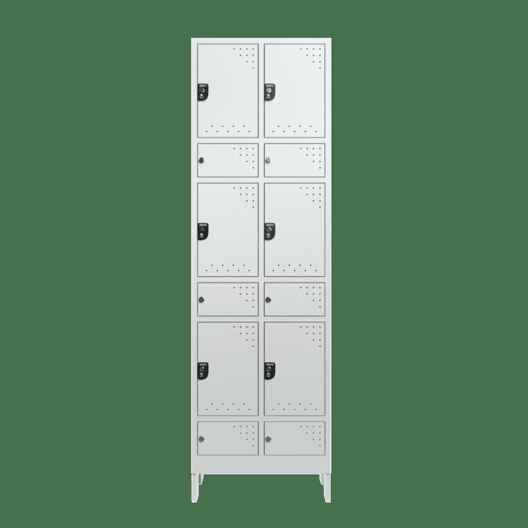 armario para vestiario civil para epi 6 usuarios 2 coluna frontal fechado 2000x2000 1