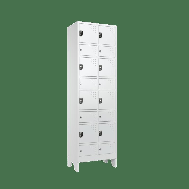 armario para vestiario civil para epi 8 usuarios 2 coluna lateral fechado 2000x2000 1