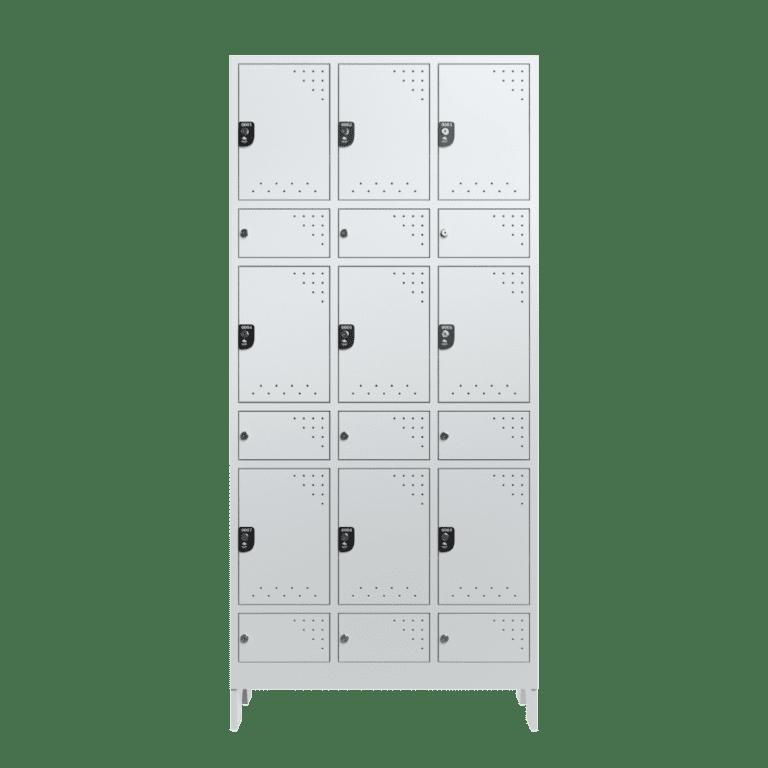 armario para vestiario civil para epi 9 usuarios 3 coluna frontal fechado 1000x1000 1