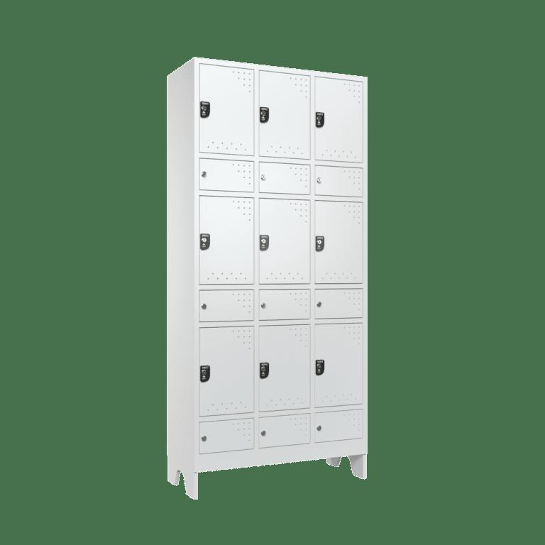 armario para vestiario civil para epi 9 usuarios 3 coluna lateral fechado 2000x2000 1