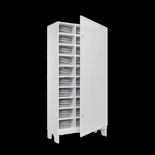 armario para vestiario colmeia lavanderia 10 portas por coluna 3 colunas 30 portas traseira aberta reposicao 500x500 1