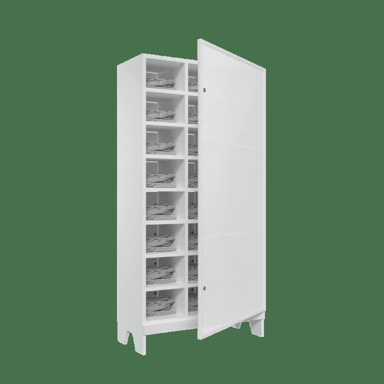 armario para vestiario colmeia lavanderia 8 portas por coluna 3 colunas 24 portas traseira aberta reposicao 1000x1000 1