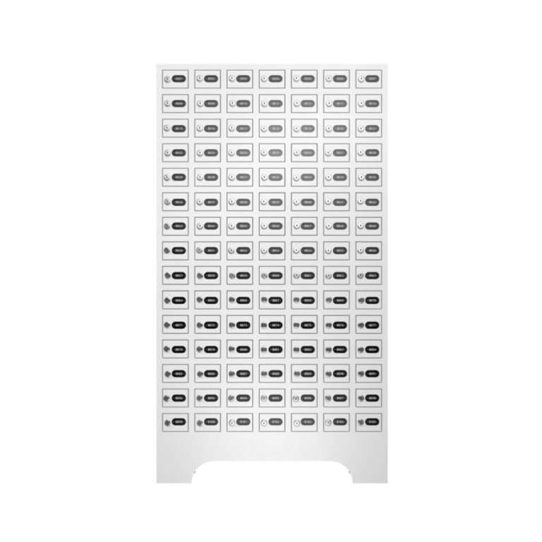armario para vestiario porta objetos 105 portas 7 colunas 15 portas por coluna macam brasil frontal fechado 1000x1000 1