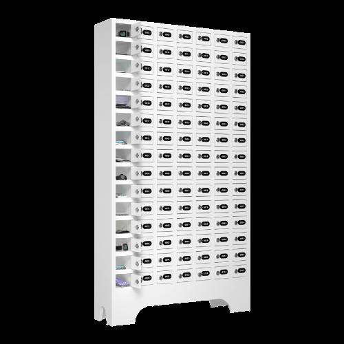 armario para vestiario porta objetos 105 portas 7 colunas 15 portas por coluna macam brasil lateral aberto 500x500 1