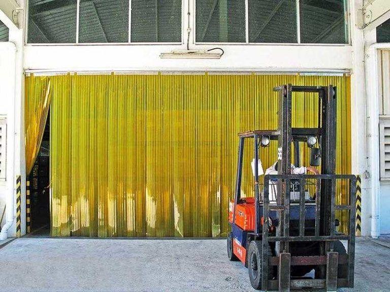 cortina de pvc anti inseto 01