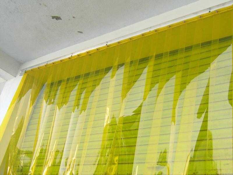 cortina de pvc anti inseto 03
