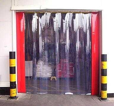 cortina pvc standard
