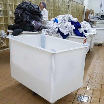 macam brasil carrinho cuba com plataforma carrinho cuba ergonomico para lavanderia