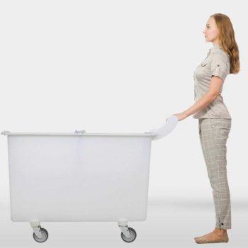 macam brasil carrinho cuba ergonomico demonstracao de postura