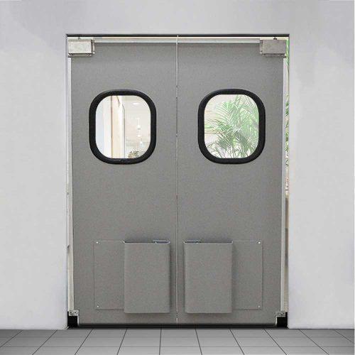 porta vai e vem dr300 dividindo ambientes