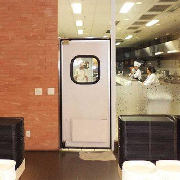 porta vai e vem dr300cv uma banda cozinha industrial