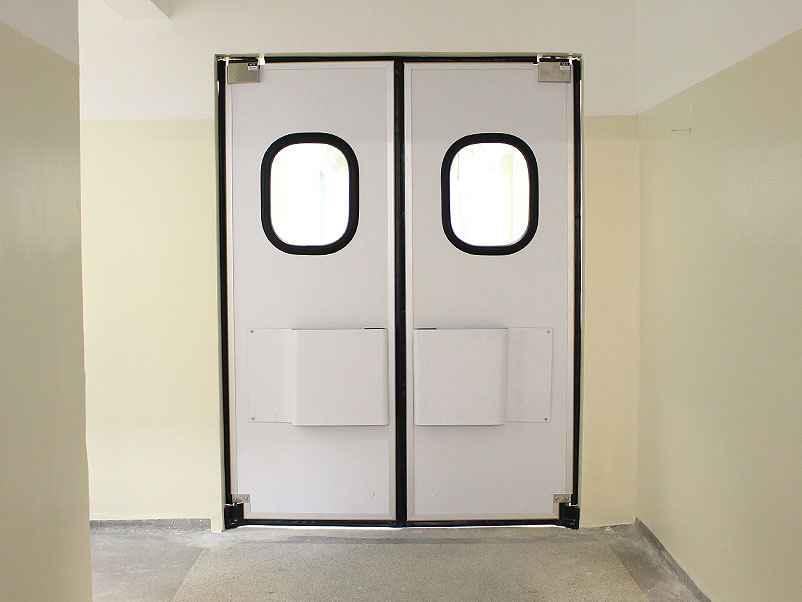 porta vai e vem hospitalar para hospitais e clinicas salas cirurgicas e divisao de ambientes 1